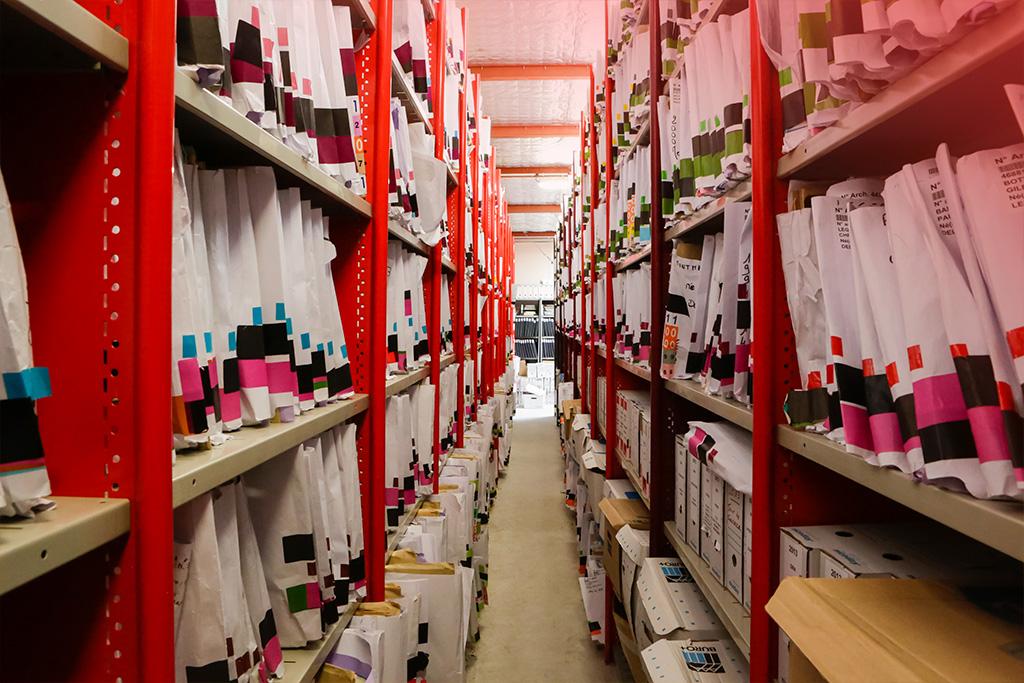courtet demenagement services archivage
